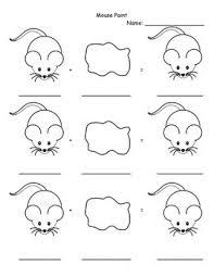 89 best literature mouse count mouse shapes images on pinterest
