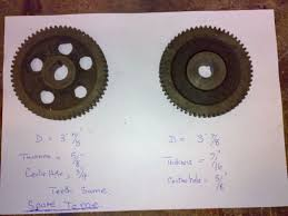 need to find 16 dp gears model engineer