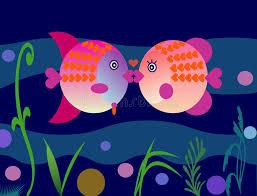 fish valentines valentines fish stock illustration illustration of clip