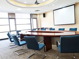 Small Boardroom Table Small Conference Room Atlona Av Solutions Commercial