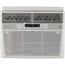 slider window air conditioner amazon com frigidaire 12 000 btu 115v window mounted compact air