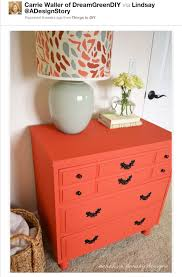 Pink Nightstand Side Table Pinspiration Monday Coral Side Table Dream Green Diy