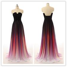 dress cheap ombre prom dresses chiffon prom dresses prom dresses