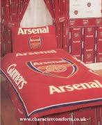 Arsenal Duvet Covers Arsenal Fc Gunners Complete Bedroom Set At An Amazing Price