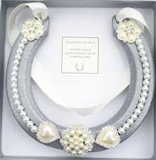 lucky horseshoe gifts lucky horseshoe bridal wedding gift real shoe luck