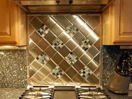 kitchen tin backsplash metal backsplash tiles for kitchens home
