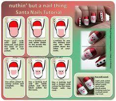 18 christmas nails art ideas and tutorial nail arts and makeup