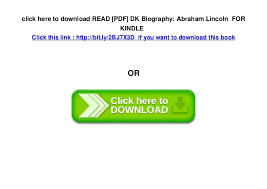 biography of abraham lincoln download read pdf dk biography abraham lincoln for kindle