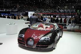 first bugatti veyron first and last bugatti veyron built share the stage in geneva