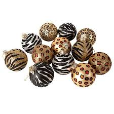 cheap animal print ornaments find animal print ornaments deals on