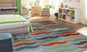 mohawk home mustache rugs groupon goods