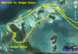 Map Of The Keys Florida by A Lower Keys Roundabout Marvin Key And Snipe Point Kayakfari