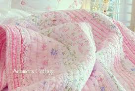 Roses Duvet Cover Beach House Linens For Shabby Chic Romantic Homes