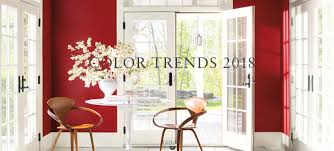 caliente benjamin moore 2018 color of the year confettistyle