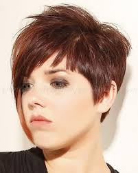 short hairstyles with long bangs short hairstyle trendy
