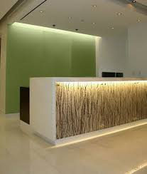 Industrial Reception Desk Best 25 Salon Reception Desk Ideas On Pinterest Pertaining To