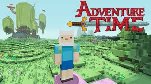Stampy And Squid Adventure Maps Minecraft Adventure Time Jake And Finn U0027s House Youtube