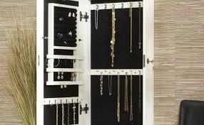 Diy Jewelry Armoire Cabinet Best Jewelry Closet Ever Wonderful Jewelry Wall Cabinet