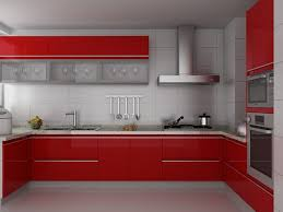 Red Lacquer Kitchen Cabinets Lacquer Kitchen Cabinets Saveemail - Red lacquer kitchen cabinets