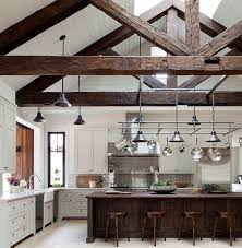 Farmhouse Kitchen Design by Best 25 Modern Rustic Kitchens Ideas Only On Pinterest Rustic