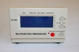 mtg 1000 watch timing machine multifunction timegrapher watch