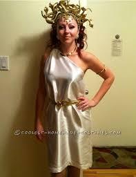 Medusa Halloween Costumes Versace Style Medusa Costume Halloween Costume Contest
