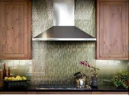 green tile kitchen backsplash green glass tile backsplash design ideas