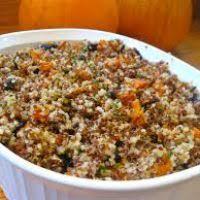 thanksgiving made with quinoa divascuisine