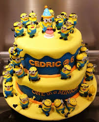 minions birthday cake vagabombpicks 60 themed birthday cakes that are simply gorgeous