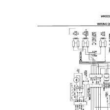 parts for white westinghouse wrs23w0aq3 wiring diagram parts