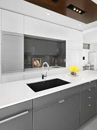 modern grey kitchen cabinets ikea ikea abstrakt kitchen design ideas pictures remodel and