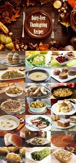 the gathering of dairy free thanksgiving recipes