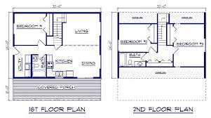 30 x 36 house floor plans 14 crafty inspiration ideas 16 24 cabin 32 x 32 home plan coryc me