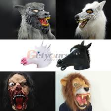 compare prices on mask halloween animals online shopping buy low