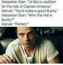 Winter Soldier Meme - who the hell is bucky bucky barnes captain america captain