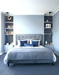 Light Blue Walls In Bedroom Bedroom With Blue Walls Downtown Decorating Bedroom With Blue
