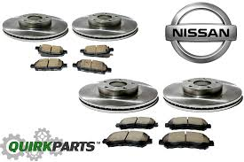 nissan altima 2005 problems 2005 2006 nissan altima two front u0026 rear rotors w front u0026 rear