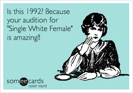 Single White Female Meme - is this 1992 because your audition for single white female is