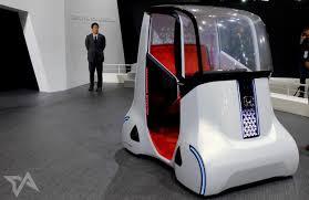 lexus vietnam motor show 2015 5 crazy innovative concept vehicles at tokyo motor show