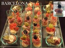 barcelona canapé barcelona d m catering