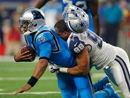 newton panthers still at 11 0 romo hurt again in cowboys