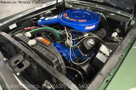 1968 mustang engines 1968 ford mustang