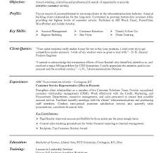 Customer Service Resume Objectives Examples by Customer Service Resume Objective Template Examples
