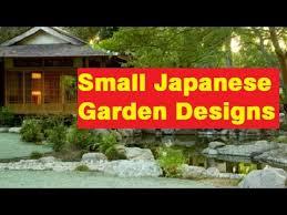 small japanese garden designs youtube