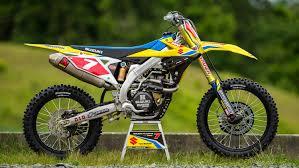 Dream Ride 2018 Suzuki Rm Z450ws Test Transworld Motocross