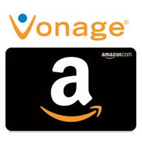 amazon black friday free gift card vonage bonus 50 amazon gift card voip service for 9 99 mo
