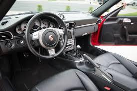 Porsche Panamera Manual - 2007 porsche targa 4s 6 spd manual guards red full leather