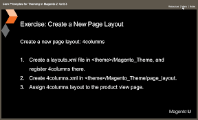 layout xml file magento magento2 2 how to create a new page layout with 4 columns