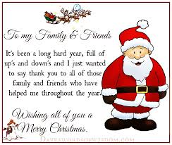 merry month to all my family friends
