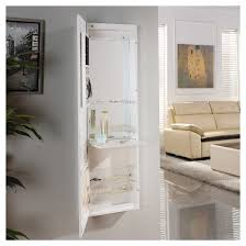 home interior mirror danya b the door jewelry and makeup size cabinet mirror